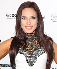 Sharna Burgess Hairstyle - click to view hairstyle information