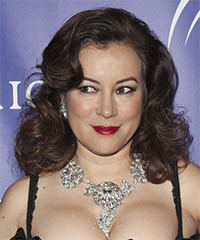 Jennifer Tilly Hairstyle - click to view hairstyle information
