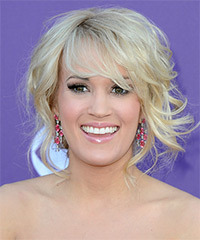 Carrie Underwood - Updo Long Curly