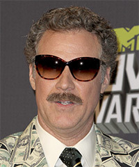 Will Ferrell Hairstyle - click to view hairstyle information