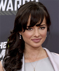 Ashley Rickards Hairstyle - click to view hairstyle information