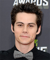 Dylan OBrien Hairstyle - click to view hairstyle information