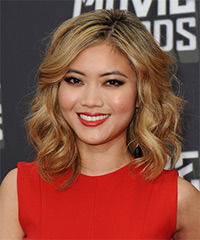 Jessica Lu Hairstyle