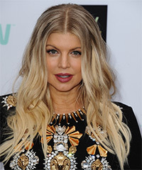 Fergie Hairstyle