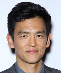 John Cho Hairstyle - click to view hairstyle information