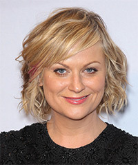 Amy Poehler - Short Wavy