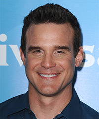 Eddie McClintock - Short Straight
