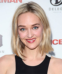 Jess Weixler  - Medium Straight