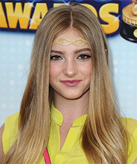Willow Shields Hairstyle - click to view hairstyle information