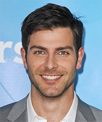 David Giuntoli - Short Straight