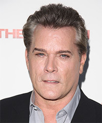 Ray Liotta Short Straight Formal