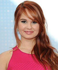 Debby Ryan Hairstyle - click to view hairstyle information