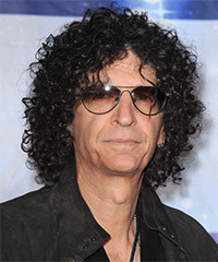 Howard Stern Hairstyles
