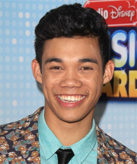 Roshon Fegan Hairstyle
