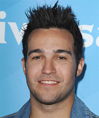Pete Wentz Hairstyles