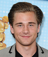 Luke Benward Hairstyle - click to view hairstyle information
