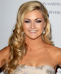 Lindsay Arnold Hairstyle - click to view hairstyle information
