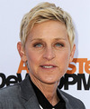 Ellen DeGeneres Hairstyles