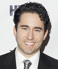 John Lloyd Young Hairstyle - click to view hairstyle information