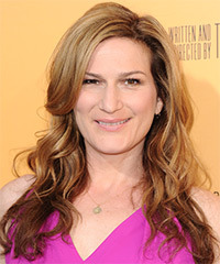 Ana Gasteyer Hairstyle - click to view hairstyle information