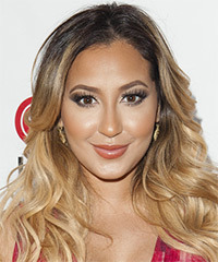 Adrienne Bailon - Long Wavy