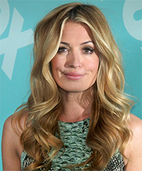 Cat Deeley Hairstyle - click to view hairstyle information