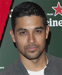 Wilmer Valderrama Hairstyle - click to view hairstyle information