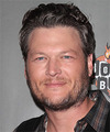 Blake Shelton Hairstyles