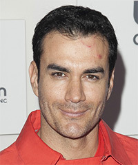 David Zepeda Hairstyle