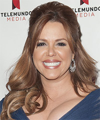 Maria Celeste Arraras Hairstyle - click to view hairstyle information