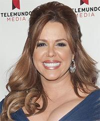Maria Celeste Arraras Hairstyle