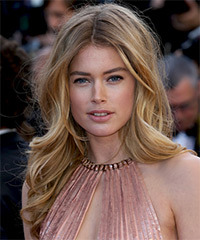 Doutzen Kroes Hairstyle - click to view hairstyle information