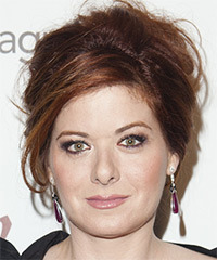 Debra Messing - Updo Long