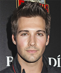 James Maslow Hairstyle - click to view hairstyle information