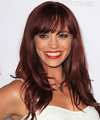 Jessica Sutta Hairstyle - click to view hairstyle information