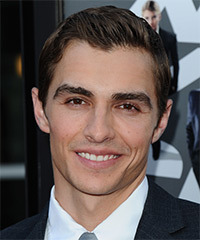 Dave Franco - Short Straight