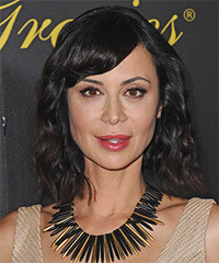 Catherine Bell Hairstyle - click to view hairstyle information