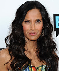 Padma Lakshmi Hairstyle - click to view hairstyle information