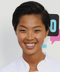 Kristen Kish Hairstyle - click to view hairstyle information