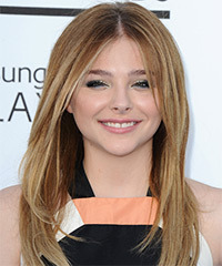 Chloe Grace Moretz Hairstyle - click to view hairstyle information