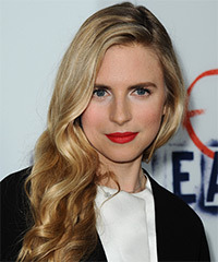 Brit Marling Hairstyle - click to view hairstyle information