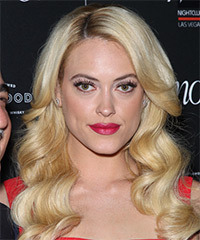 Peta Murgatroyd Hairstyle - click to view hairstyle information