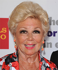 Mitzi Gaynor Hairstyle - click to view hairstyle information
