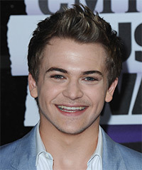 Hunter Hayes Hairstyle