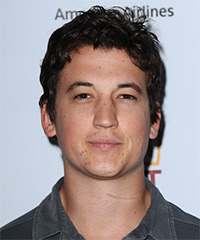 Miles Teller Hairstyle - click to view hairstyle information