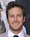 Armie Hammer Hairstyles