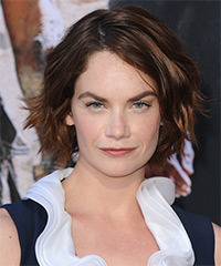 Ruth Wilson Hairstyle - click to view hairstyle information