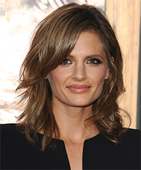 Stana Katic - Medium Straight
