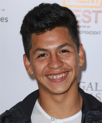 Kevin Hernandez Hairstyle