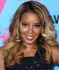 Angela Simmons - Long Wavy